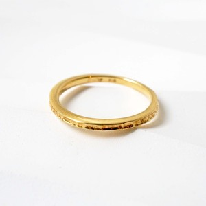 Layered Ring / Stream Ring (YG)