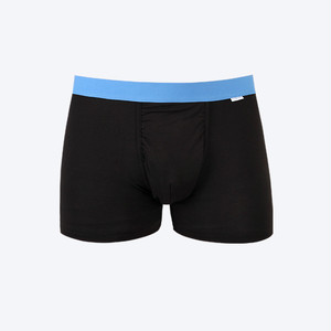 MY PAKAGE マイパッケージ TRUNK COLOR BLACK/BLUE Mサイズ