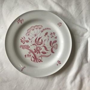 グスタフスベリのピンクの花束のプレート