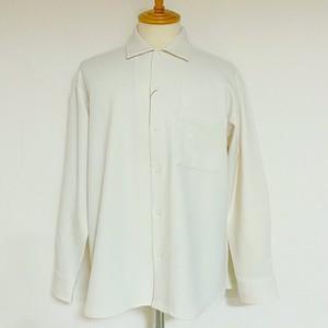 LANATEC®LEI Regular Collar Shirts Ivory
