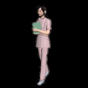 看護師02(女性)
