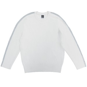 Recycled Cashmere Cotton Lined Add Sweater