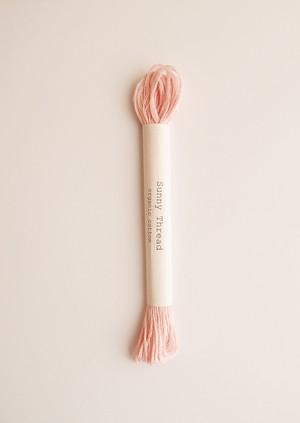Sunny thread #2 オーガニックコットン 刺繍糸
