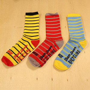 TEAM DREAM BICYCLING TEAM / Thin Stripe Sock