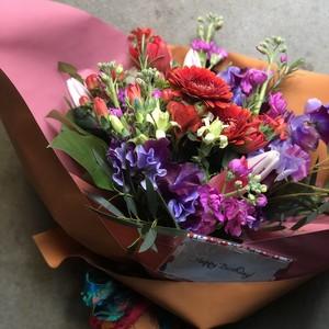 【期間限定】大切な人へ贈る花束 L