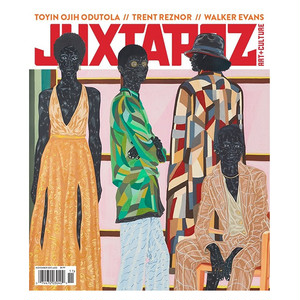 JUXTAPOZ - ISSUE 202 / NOVEMBER 2017