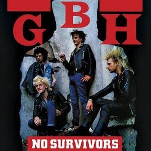 【USED】G.B.H / NO SURVIVORS