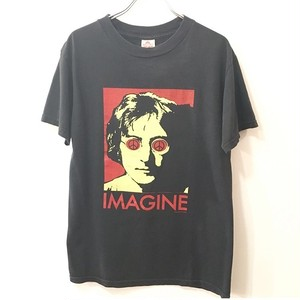 ALSTYLE : John Lennon「IMAGINE 」print tee (used)