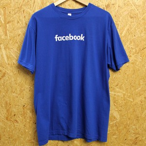 Facebook tee  XL