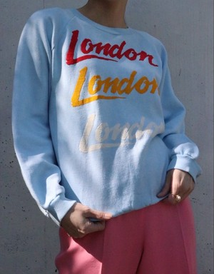 "80's ""London"" sweat"