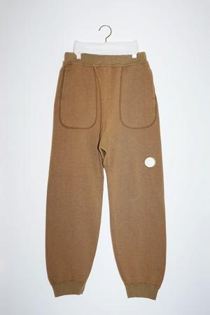 wryht  - french terry rib trouser