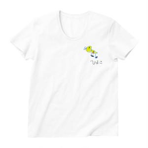 幼少期の落書きTシャツ