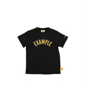 EXAMPLY by EXAMPLE EXAMPLY TEE for KIDS / BLACK