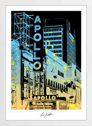 A2アートポスター Apollo Theater
