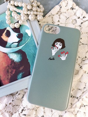 【for iPhone】berry berry's Amelie iPhoneケース
