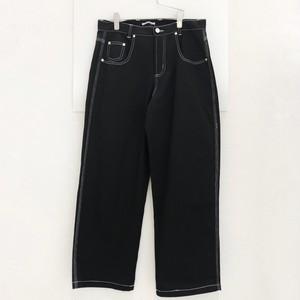 keisuke yoneda stitch wide pants
