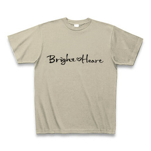 Tシャツ(Bright♡Heart)シルバーグレー
