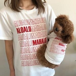 クール&虫除け【MAHALO ママさん用Tシャツ】
