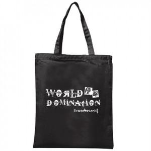 【数量限定】トートバッグ「WORLD DOMINATION」 (特典券1枚付き)