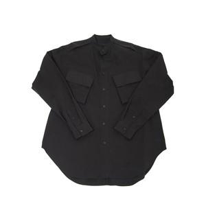 597SHM3-BLACK / ミリタリーシャツ