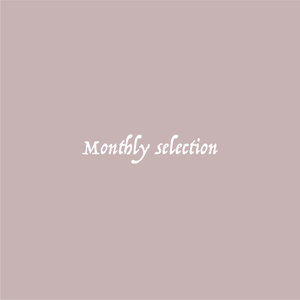 Subscription for 3 months - Monthly Selection