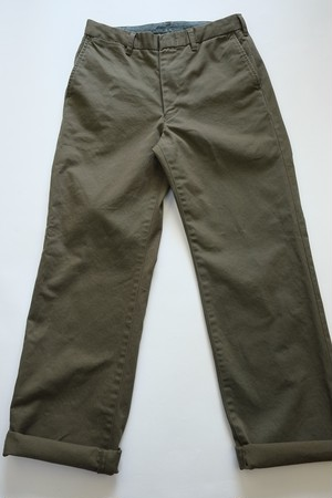【SALE 50%OFF】Wide Chino Pants