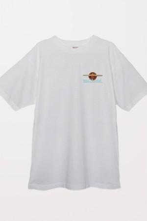 ミス・ビードル フライトTシャツ(ホワイト)