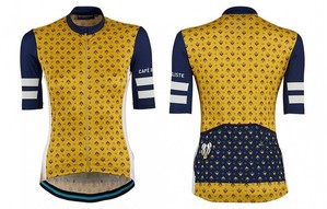 Cafe du Cycliste (Women'sモデル) サイクルジャージ ( DOLORES )