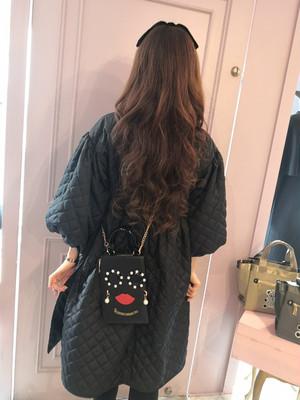 【バッグ】サングラスガール・ブラック