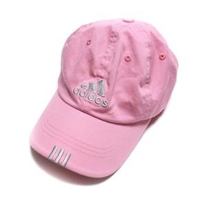 pink adidas cap