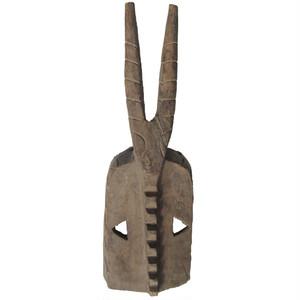 モシ族 カモシカの仮面 / Mossi Antelope Mask
