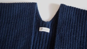 MY / Knit Cardigan[NAVY]