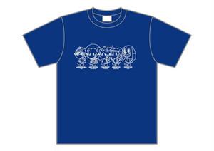 イヌフェスTシャツ