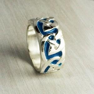 ケルト Silver ring
