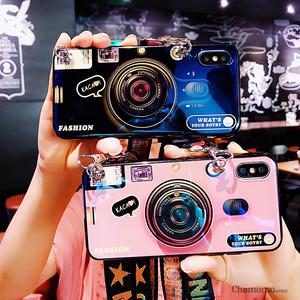 【小物】大活躍カメラ形iphone6/6S/7P/8PlusファッションiphoneX/Xs/Max斜め掛けスマホケース21352672