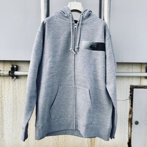 RE:OMG ZIP HOODY (GRAY) 送料込