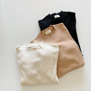 オーガニックコットン 針抜きスムース ロングスリーブTシャツ | THE HINOKI