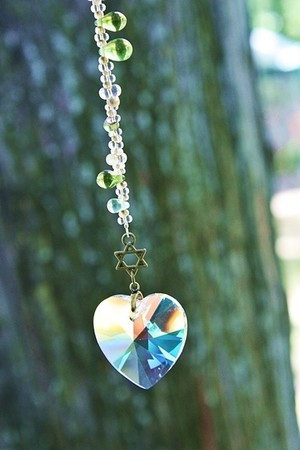 Tree Of Life -aurora moon&heart-
