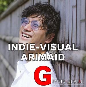 【ブロマイド】INDIE-VISUAL ARIMAID (G)