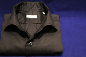CADETTO ORIGINALS SHIRTS Black Royal Oxford