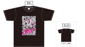 2018年オリジナルTシャツ(M/L/2L/3L)