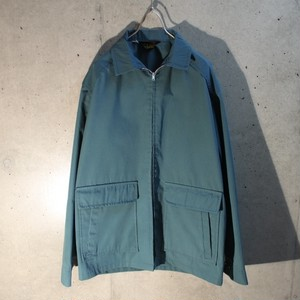 70s Zip Up Light Blouson