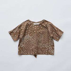 eLfinFolk QiLin T shirts (brown) 90 100 110 120 130  elf-211F04