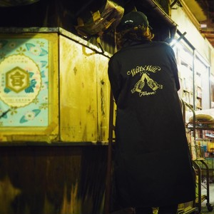 【受注生産】Forever Long-coat BLACK[w19w6]