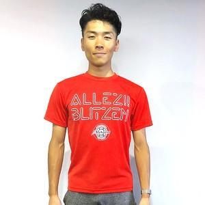 Tシャツ (Allez!! Blitzen)  レッド