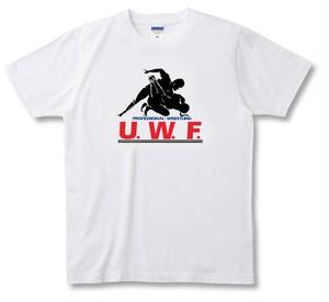 "【S〜XL】UWF ""超マニアック""復刻Tシャツ""第五弾"""