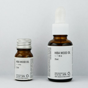 HIBA WOOD OIL 12ml