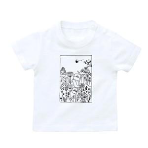 Babies Bright Garden (White)