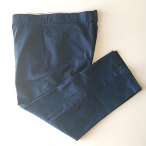 Dickies: wide size work pants / crotch gusset (used)