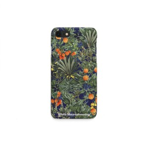 iPhone7 case【TROPICAL PATTERN】- NAVY